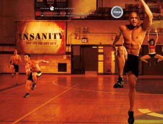 Insanity Workout: Sweat The Lard out…Insanely