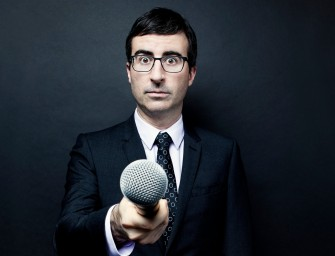 John Oliver Brings 'The Daily Show' Magic to HBO