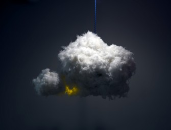 This Cloud Lamp Will Create a Lightning and Thunder Show in Your Room