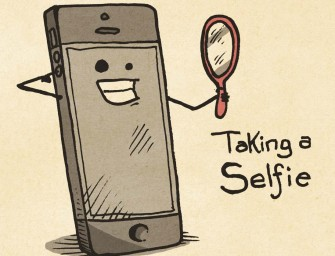 Here is Everything You Need To Know About Selfies