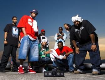 Hip-Hop Legends Wu-Tang Clan Reunite on 'The Daily Show'