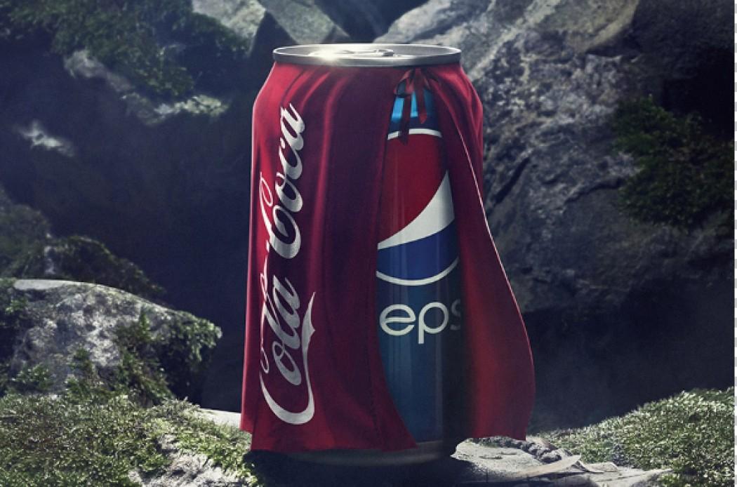 Pepsi Vs Coca Cola Halloween Ad.Pepsi Disguises Itself As Cola Coca For Halloween Here S Coca