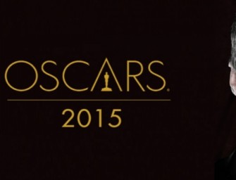 Here are the Nominees for the Oscars 2015