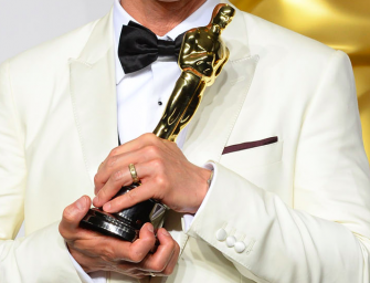 Throwback : The Best-Dressed Men at the Academy Awards