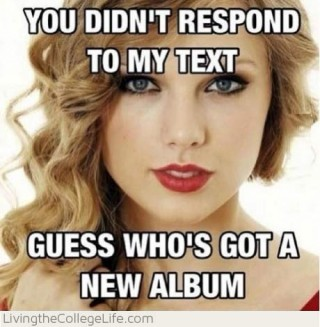 Taylor Swift has seen better days, so has the music industry.