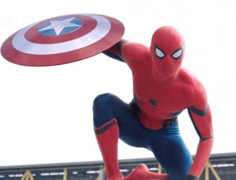 New Captain America: Civil War Trailer: Here's Spidey!